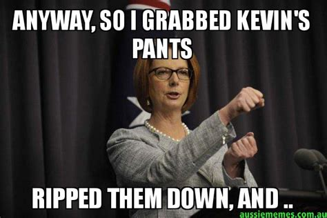 Julia Meme - anyway so i grabbed kevin s pants ripped them down and julia steering the ship aussie