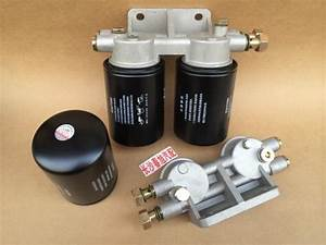 Auto Truck Tractor Diesel Fuel Filter Assembly For Wdk999 940  20