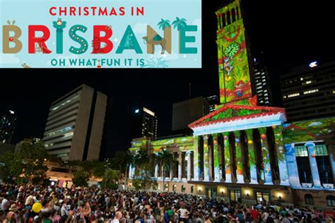 187 brisbane christmas lights switched on this friday