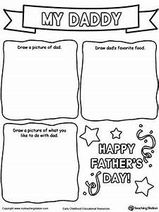 Personalized Father's Day Card Drawing Activity | Drawing ...