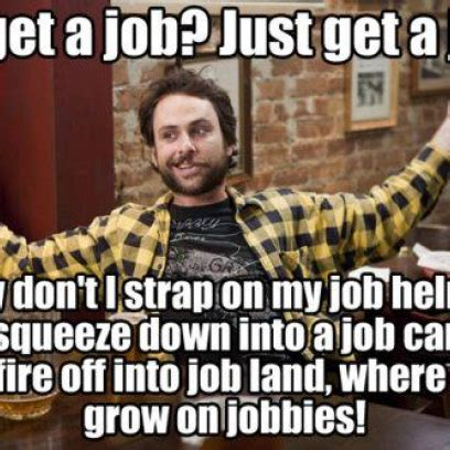 Charlie Day Memes - charlie day schools sweet dee on cat knowledge when her s is stuck inside a wall on it s always