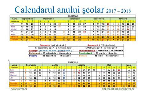 calendarul anului scolar gradinita cu program prelungit nr