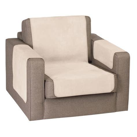 protection canape protection antiglisse fauteuil et canapé blancheporte