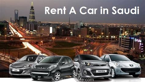 Rent A Car In Saudi Arabia (ksa), Information On Car