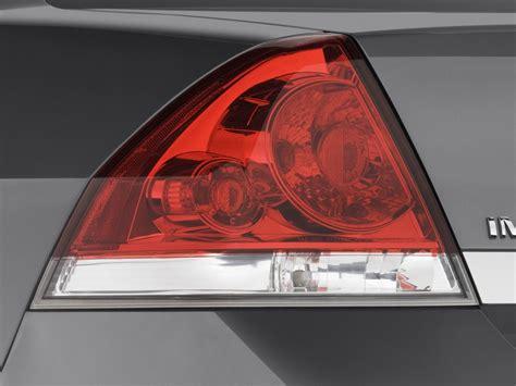 2008 chevy tail light image 2008 chevrolet impala 4 door sedan 3 5l lt tail