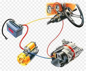 Wh 3784  Car Battery Wiring Diagram Get Free Image About