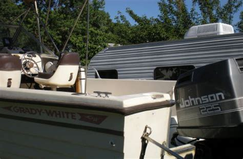 Boats For Sale In Portsmouth Va by 1978 20 Foot Grady White Overnighter Power Boat For Sale
