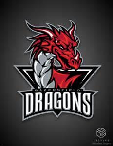 Bakersfield Dragons Logo