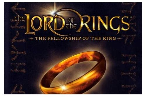 the lord of the rings download free