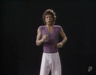 mick jagger dancing gif  gif images