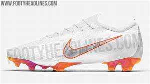 Nike 2018 World Cup Football Boots Collection Leaked ...