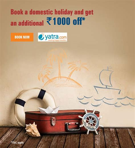 80784 Term Loans Promo Code by Yatra Domestic Holidays Offers Coupons Promo Codes