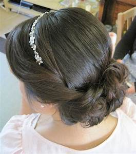 1920's Inspired Updo www.facebook.com/TheBridalStylists ...