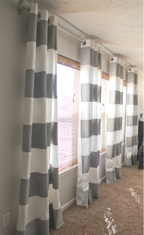 Kitchen Blinds Ideas - the 25 best grey striped curtains ideas on pinterest striped shower curtains striped