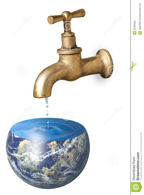 faucet dripping stock image image  biological abuse