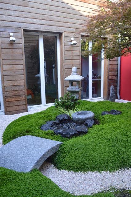 petit jardin japonais dans un patio asiatique jardin par jardin japonais
