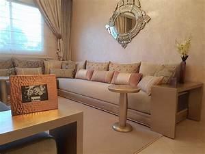 Banquette Salon Marocain : salon marocain vente paris d cor salon marocain ~ Teatrodelosmanantiales.com Idées de Décoration