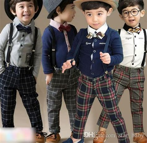 boys clothes kids outfits  spring page boy sets