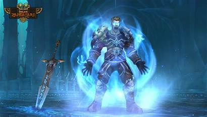 Knight Death Blood Elf Wallpapers Frost Night