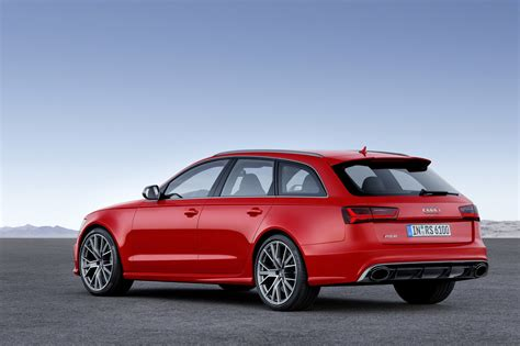 2018 Audi Rs6 Avant Performance Picture 652322 Car