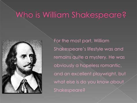 William Shakespeare Resume Biography by College Essays College Application Essays William