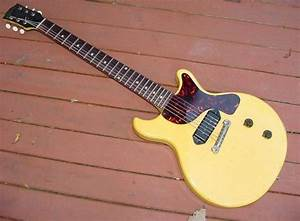 U0026 39 59 Les Paul Jr Double Cutaway In Tv Yellow  Very Close To