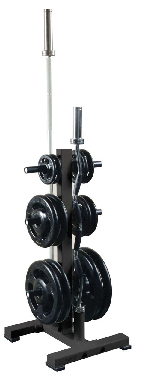 olympic plate tree rack   olympic bar holders chandler sports