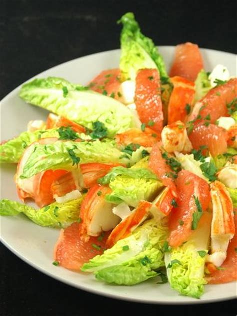 cuisiner le homard congelé 1000 idées sur le thème salade de homard sur