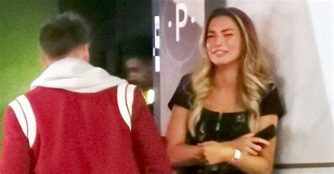 Zara is very active on her instagram page. Zara McDermott in tears during intense-looking chat with ...