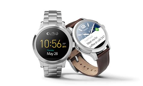 google  selling fossil  founder smartwatch phonedog