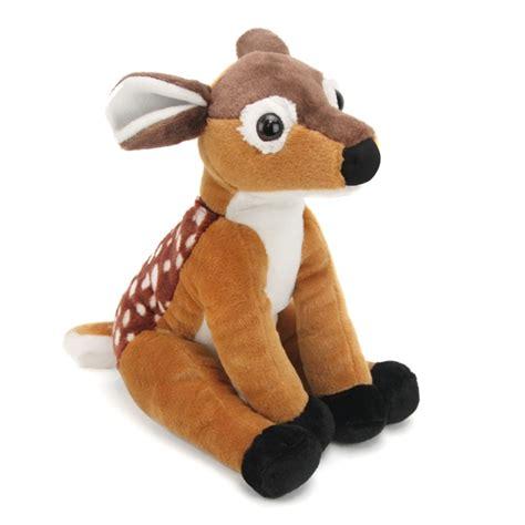 plush deer fawn 12 inch stuffed animal cuddlekin by wild