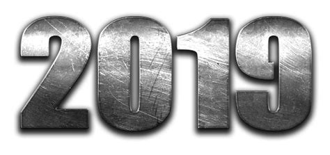 Happy New Year 2019 Png Transparent Images, Pictures