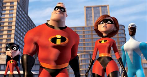Incredibles 2 Will Introduce 25 New Superheroes Movieweb