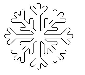 printable snowflake template free printable snowflake templates large small stencil patterns what does