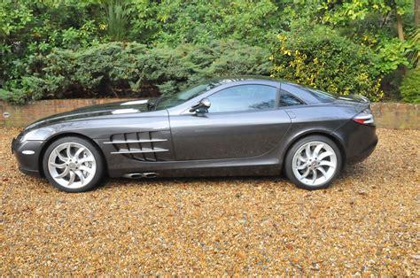 2007 Mclaren Mercedes Slr For Sale 01420474411