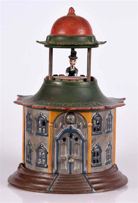 cupola cast iron lot detail j e cupola cast iron mechanical bank