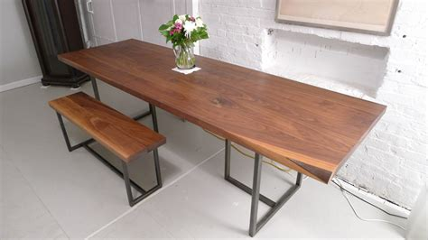 Furniture Awesome Rectangle Dining Table With Bench