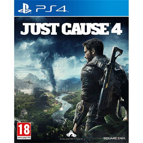 Just Cause 4 Available on PS4 | GAME