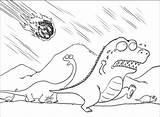 Meteor Coloring Pages Meteorite Drawing Dinosaurs Drawings Print Getdrawings Coloringkids 63kb 220px sketch template