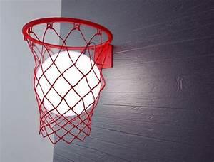 Panier Basket Chambre : les 60 meilleures images propos de deco basket ball sur pinterest chambre de style ~ Teatrodelosmanantiales.com Idées de Décoration