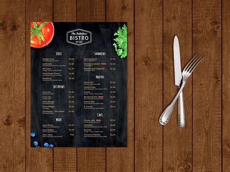 modern menu designs design trends premium psd