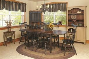 country kitchen furniture primitive dining table chairs set farmhouse furniture harvest country kitchen ebay