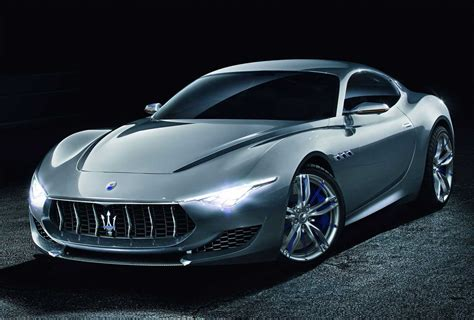 2019 Maserati Alfieris by в 2019 году Maserati представит электрокар Alfieri