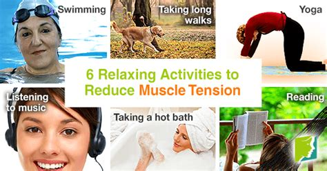 6 Relaxing Activities to Reduce Muscle Tension | Menopause Now