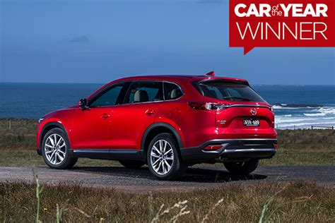 mazda maker mazda cx 9 is the 2017 wheels car of the year wheels