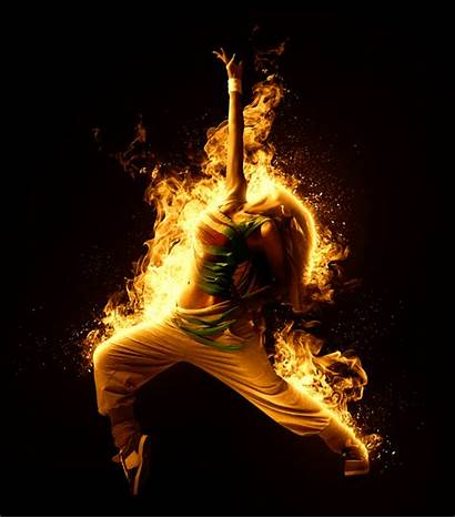 Fire Animated Photoshop Action Graphicriver