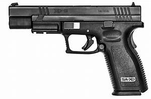 Springfield Xd9 Tactical