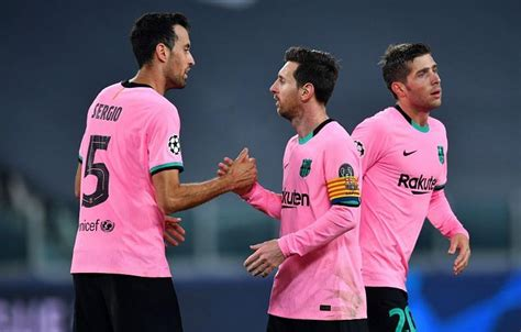 Page 2 - Juventus 0-2 Barcelona: Players Ratings as ...