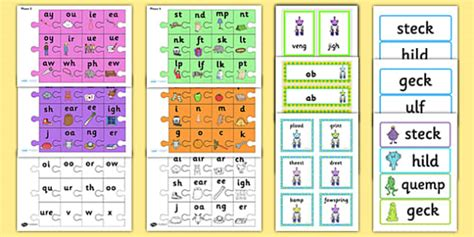 Year 1 Phonics Screening Check Resource Pack Phonics
