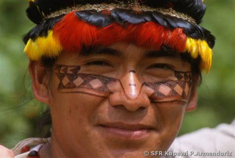 achuar indigene  ecuador